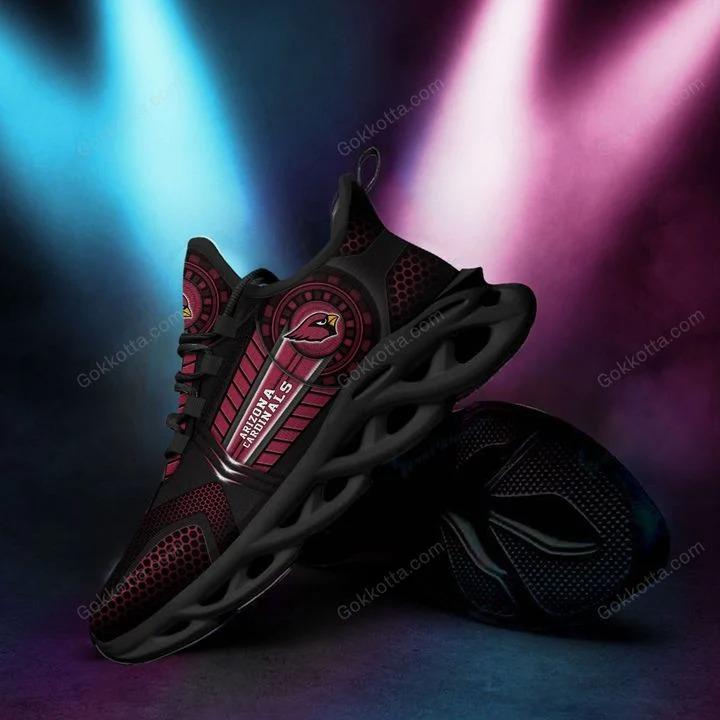 Arizona cardinals NFL max soul shoes 1