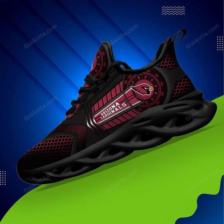 Arizona cardinals NFL max soul shoes 3
