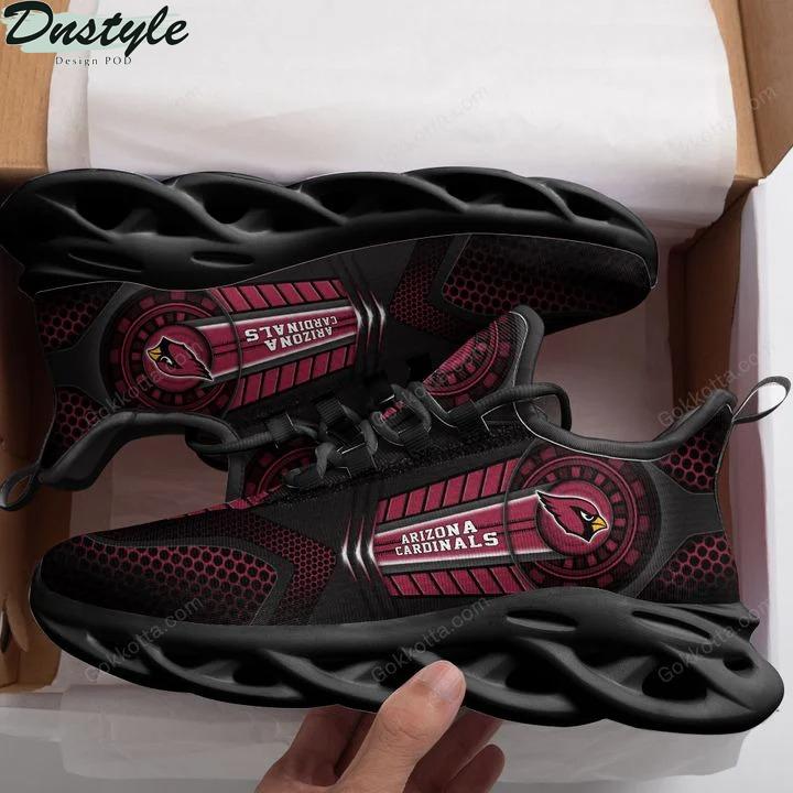 Arizona cardinals NFL max soul shoes