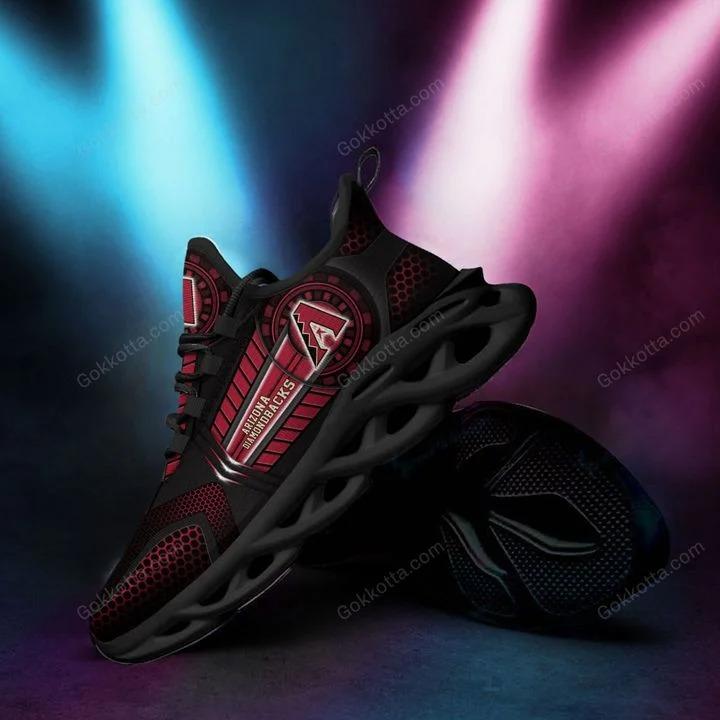 Arizona diamondbacks MLB max soul shoes 1