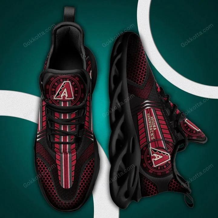 Arizona diamondbacks MLB max soul shoes 2