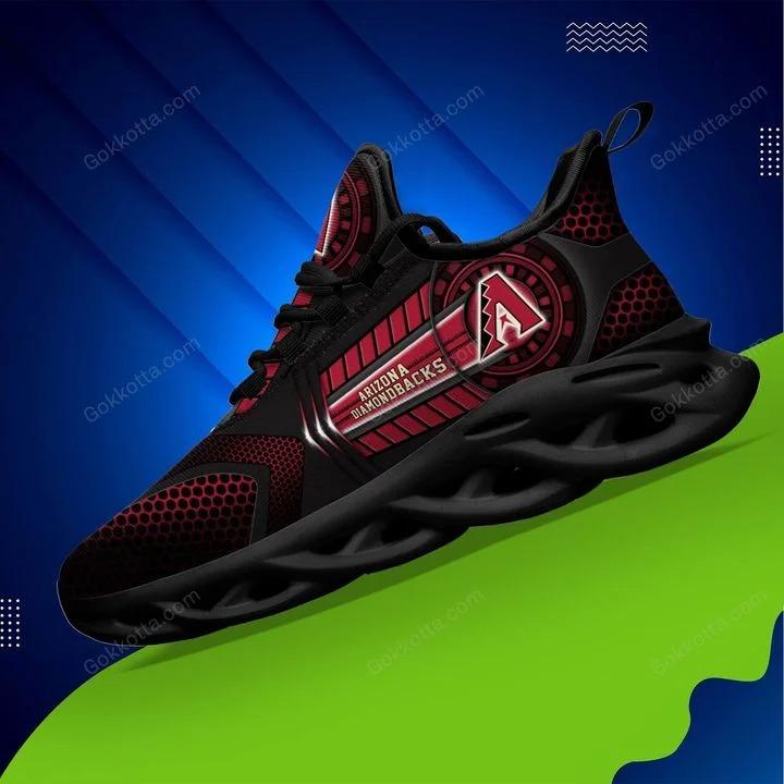 Arizona diamondbacks MLB max soul shoes 3