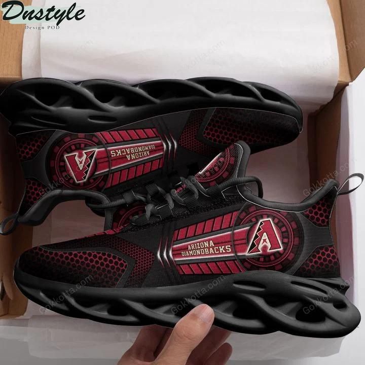 Arizona diamondbacks MLB max soul shoes