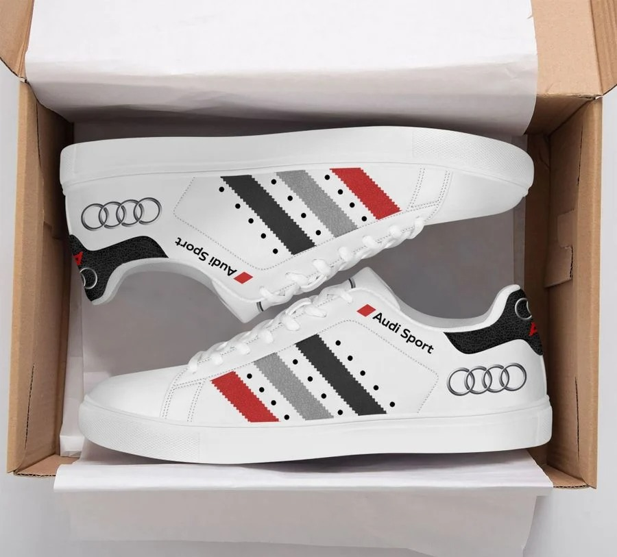 Audi Sports stan smith low top shoes 1
