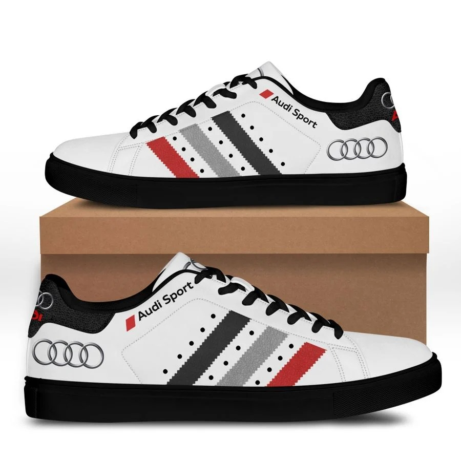 Audi Sports stan smith low top shoes 2