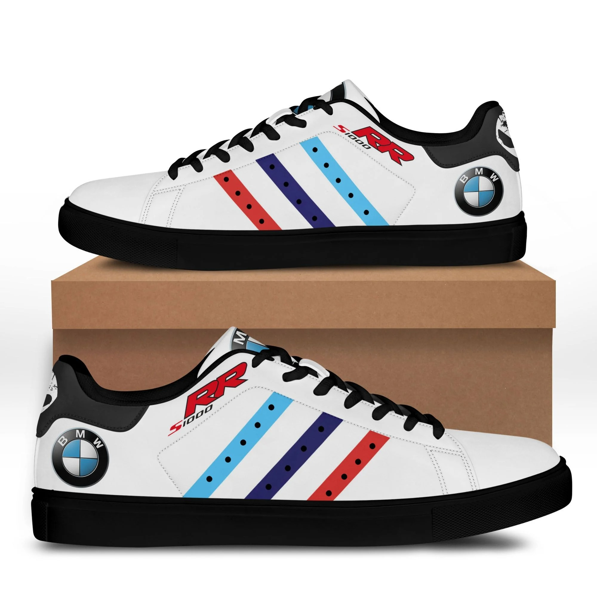 BMW S1000RR stan smith low top shoes 2