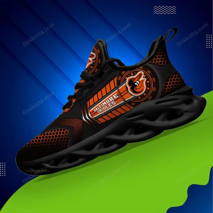 Baltimore orioles MLB max soul shoes 3
