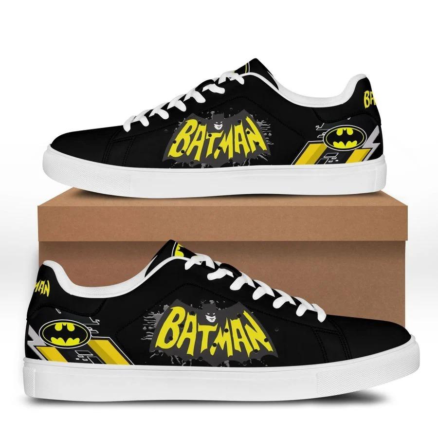 Batman stan smith low top shoes 1