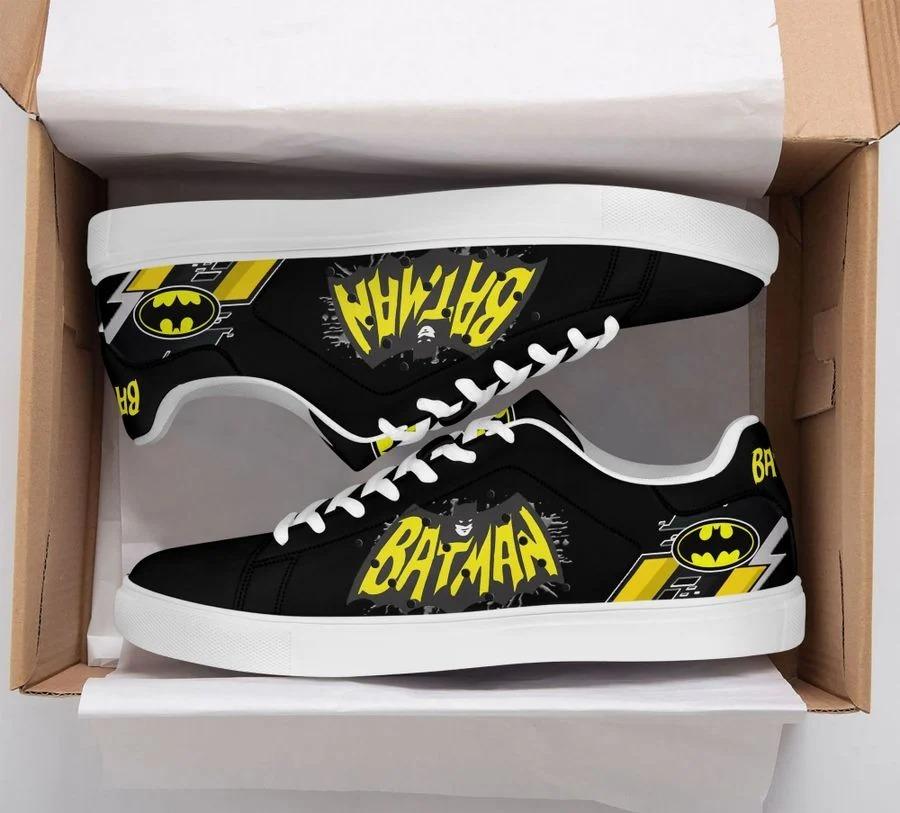Batman stan smith low top shoes 2