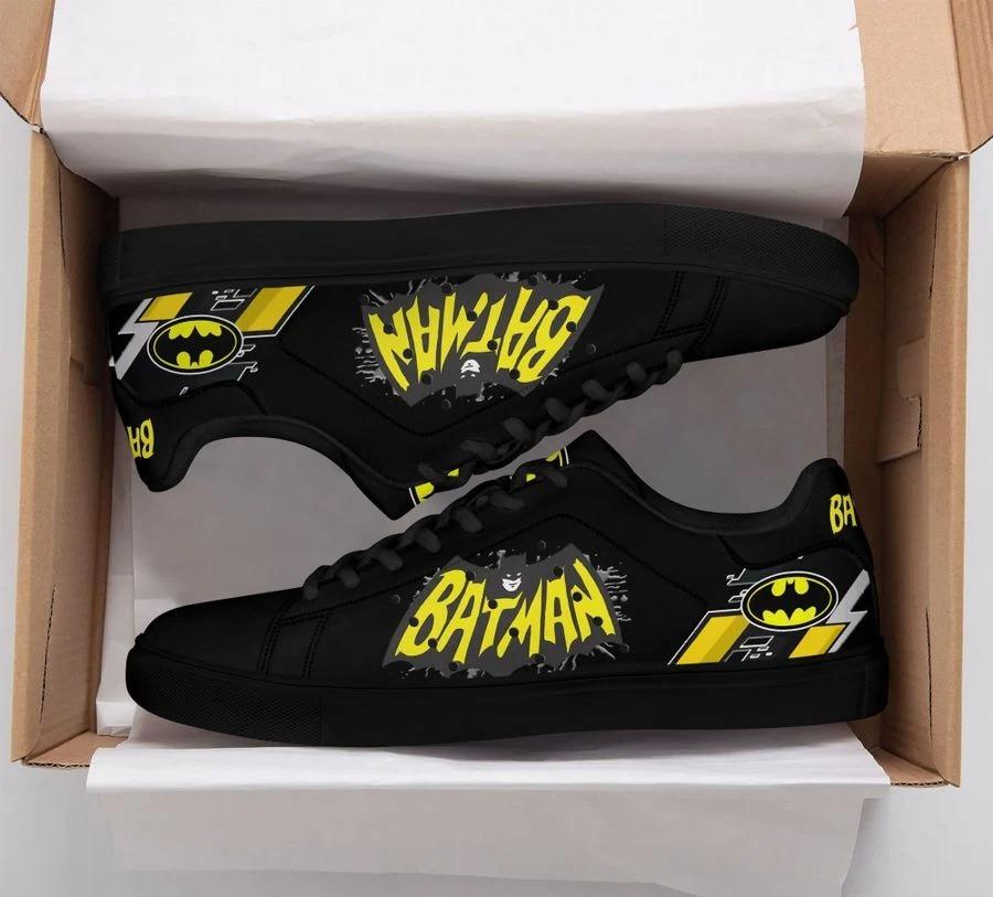 Batman stan smith low top shoes 3