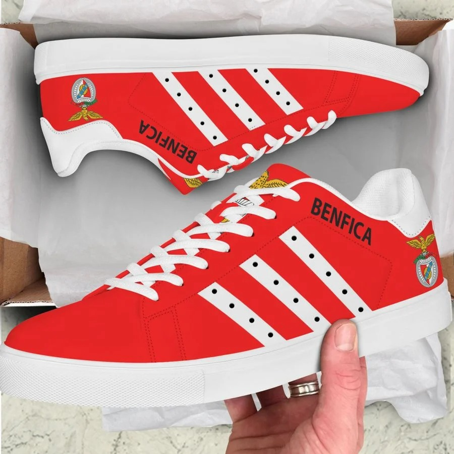 Benfica stan smith low top shoes 1