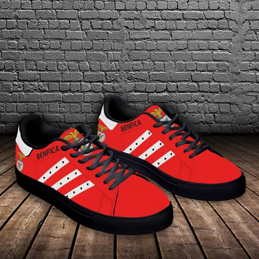Benfica stan smith low top shoes 2