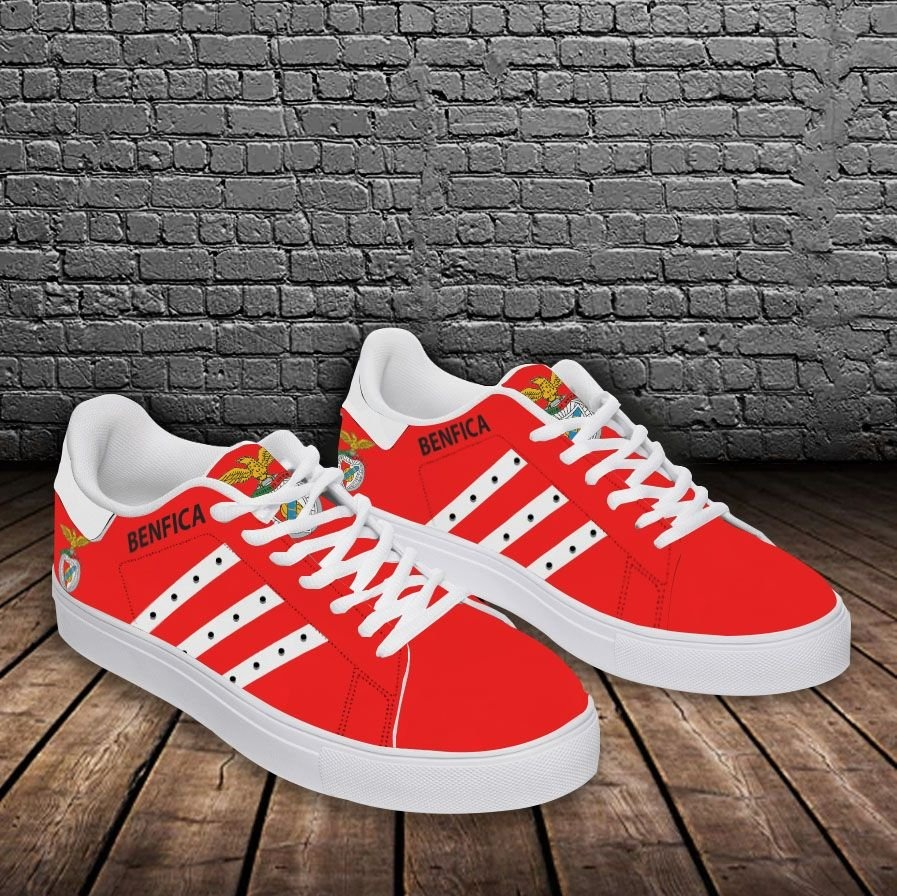 Benfica stan smith low top shoes 3