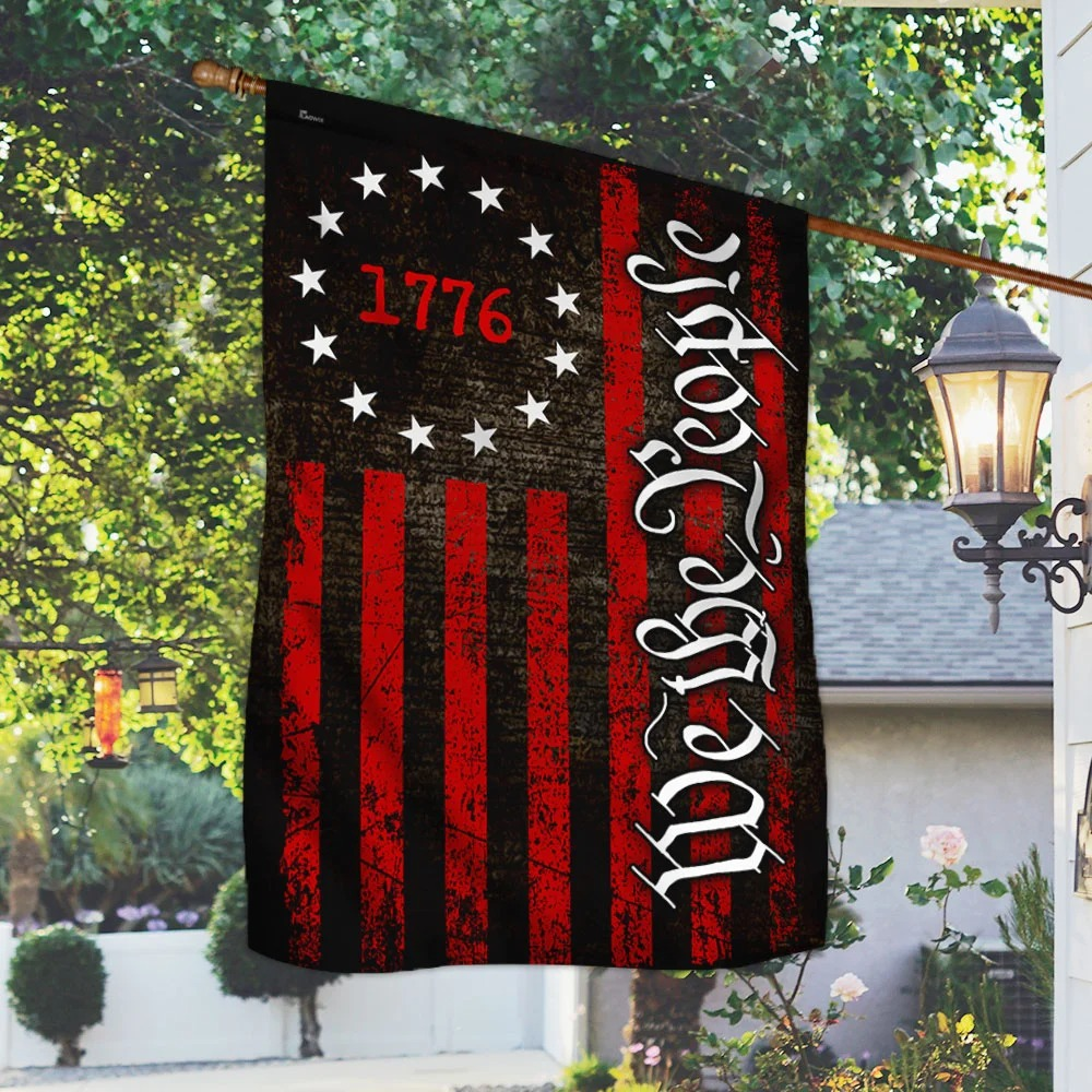Betsy Ross We The People 1776 flag 1