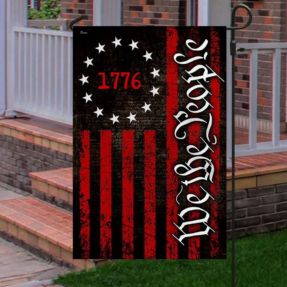 Betsy Ross We The People 1776 flag 2
