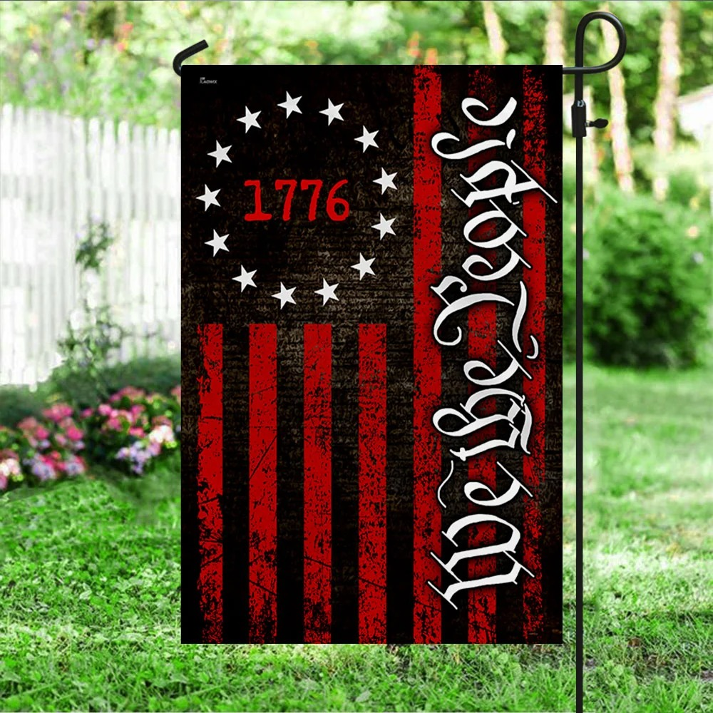 Betsy Ross We The People 1776 flag 3
