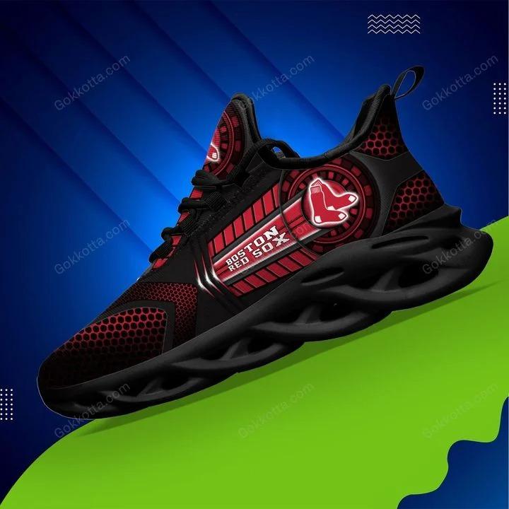 Boston red sox MLB max soul shoes 3