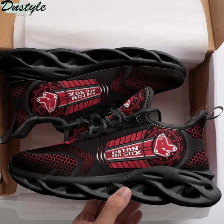 Boston red sox MLB max soul shoes