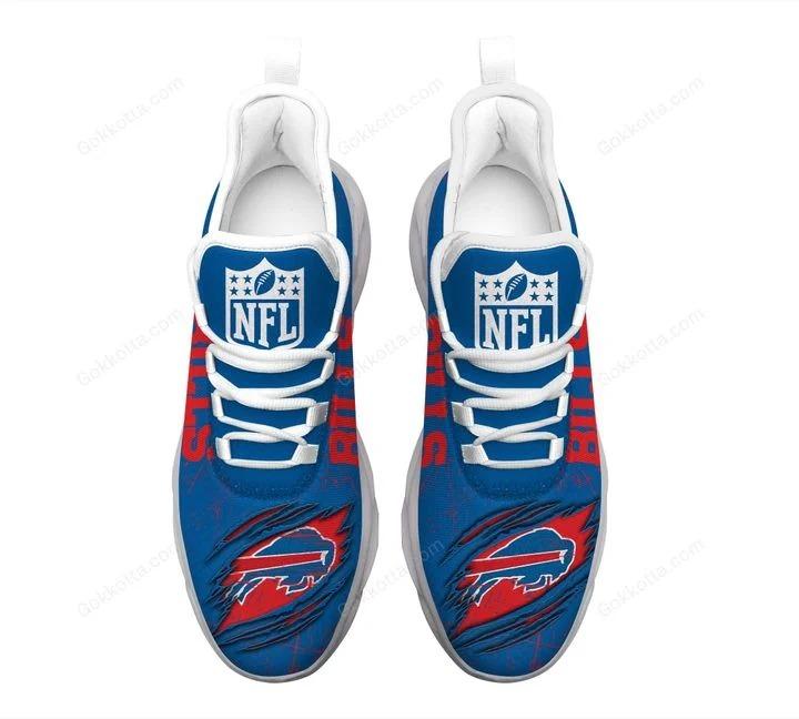 Buffalo bills NFL max soul shoes 1