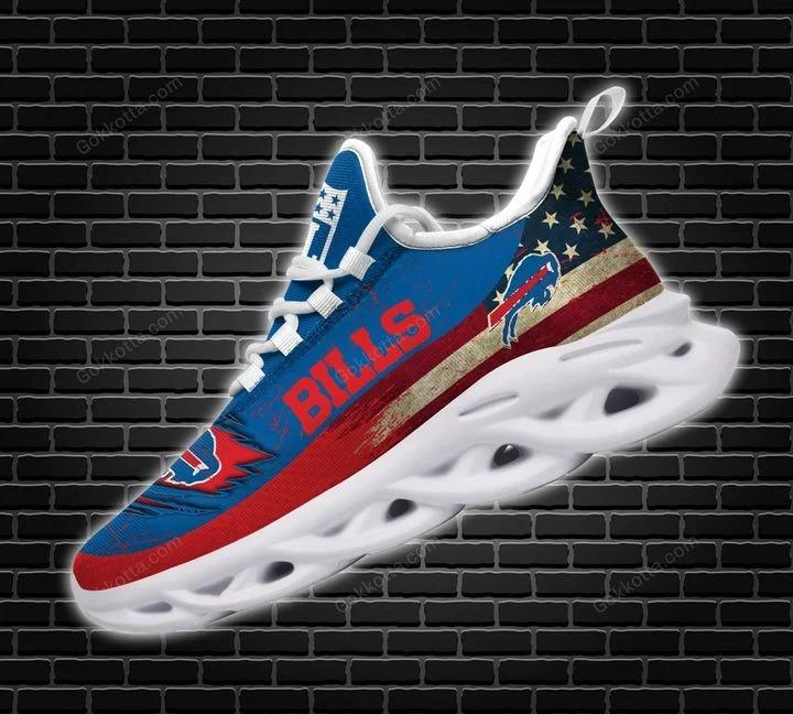 Buffalo bills NFL max soul shoes 3