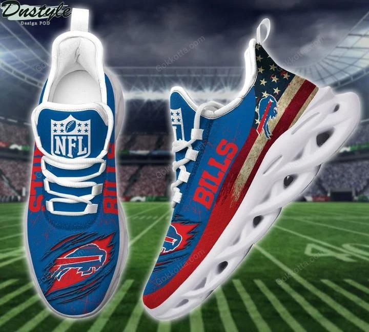 Buffalo bills NFL max soul shoes