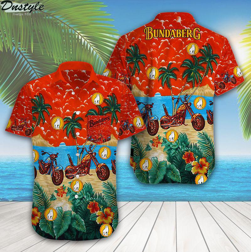Bundaberg hawaiian shirt