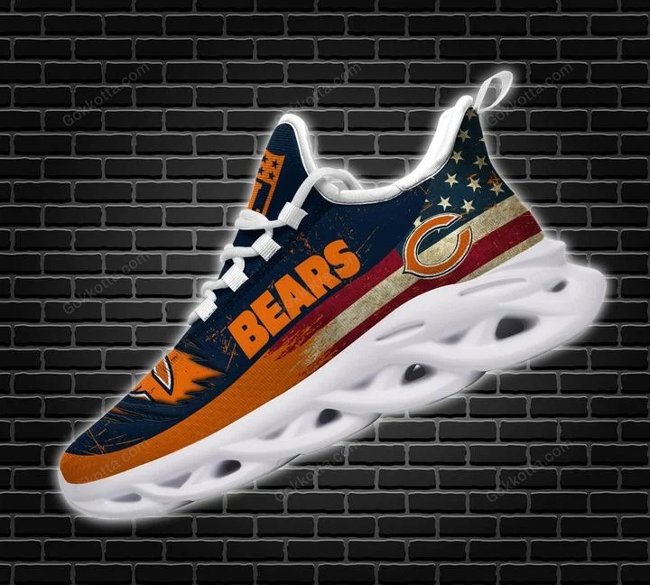 Chicago bears NFL max soul shoes 3