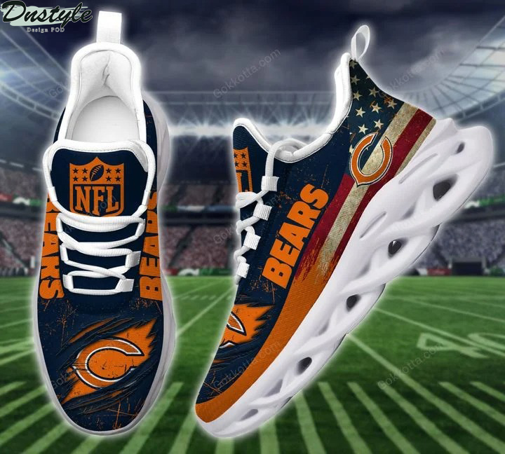 Chicago bears NFL max soul shoes