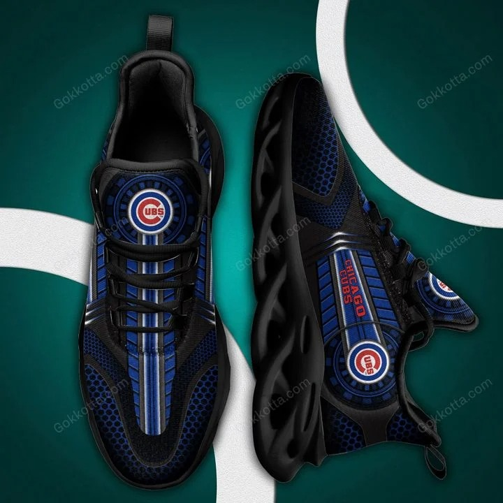 Chicago cubs MLB max soul shoes 2