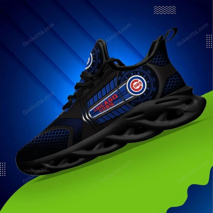 Chicago cubs MLB max soul shoes 3