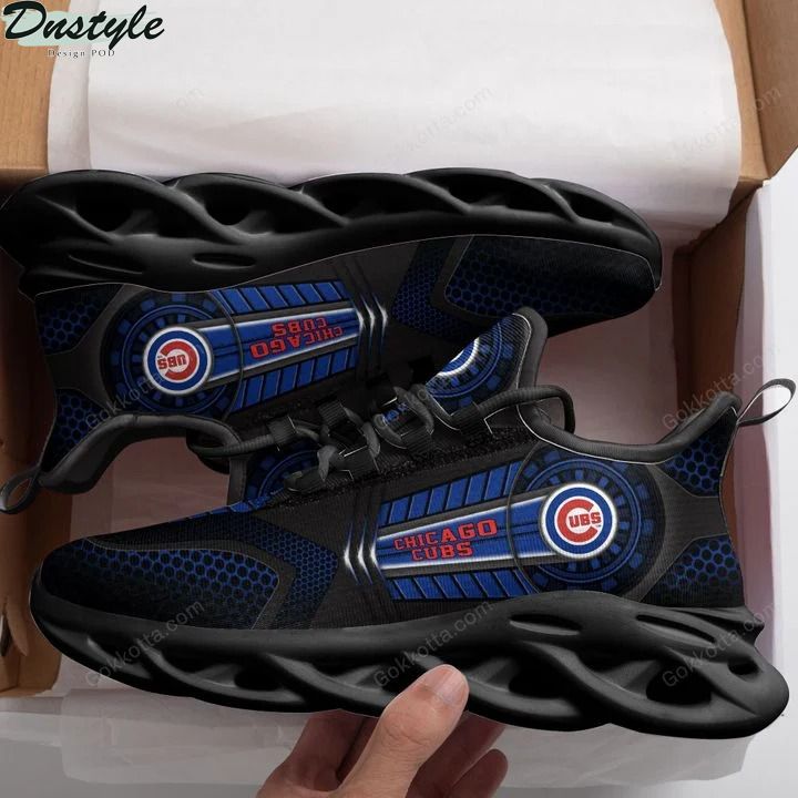 Chicago cubs MLB max soul shoes