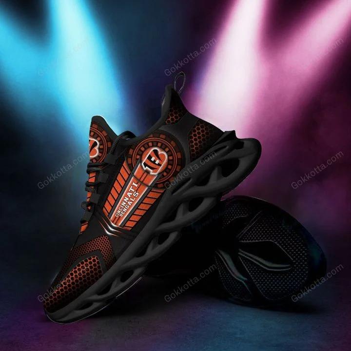 Cincinnati bengals NFL max soul shoes 1