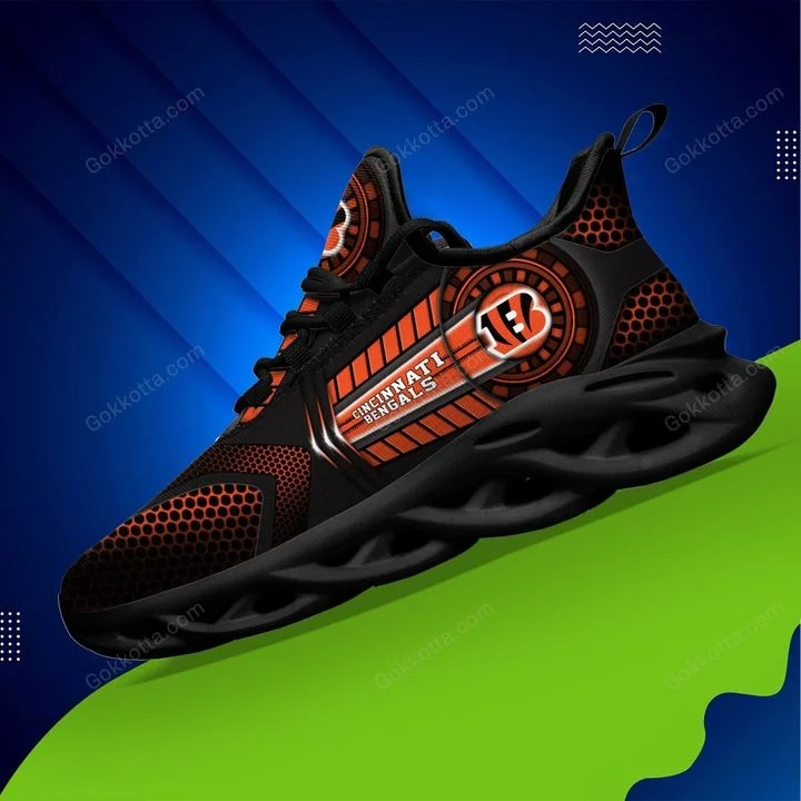 Cincinnati bengals NFL max soul shoes 3