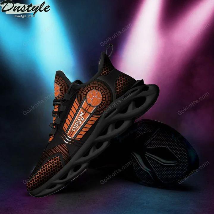 Clemson tigers NCAA max soul shoes 2