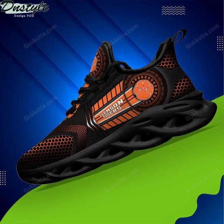 Clemson tigers NCAA max soul shoes 3