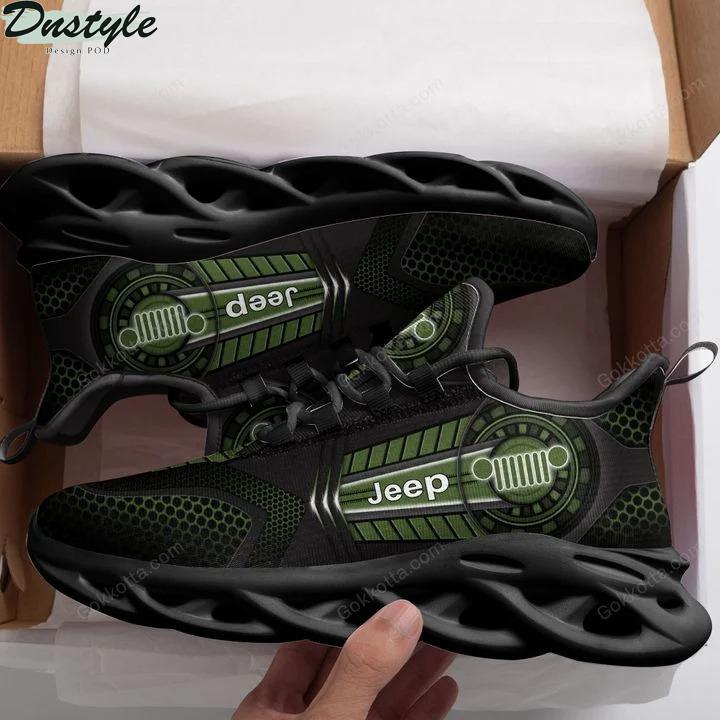 Jeep max soul shoes