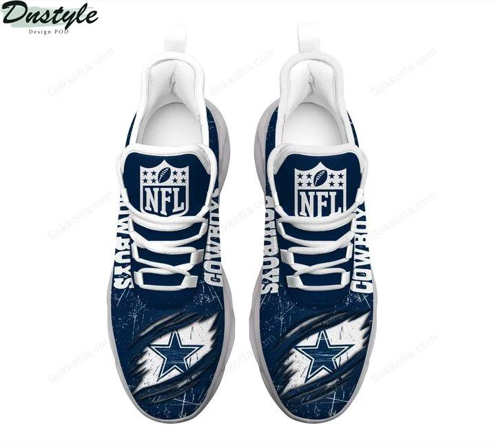 Dallas cowboy NFL max soul shoes 1