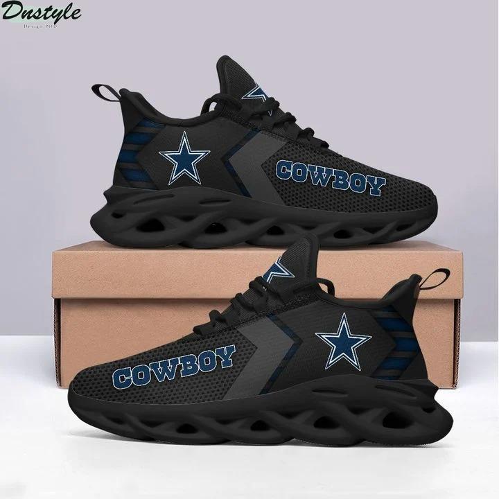 Dallas cowboy max soul shoes 1