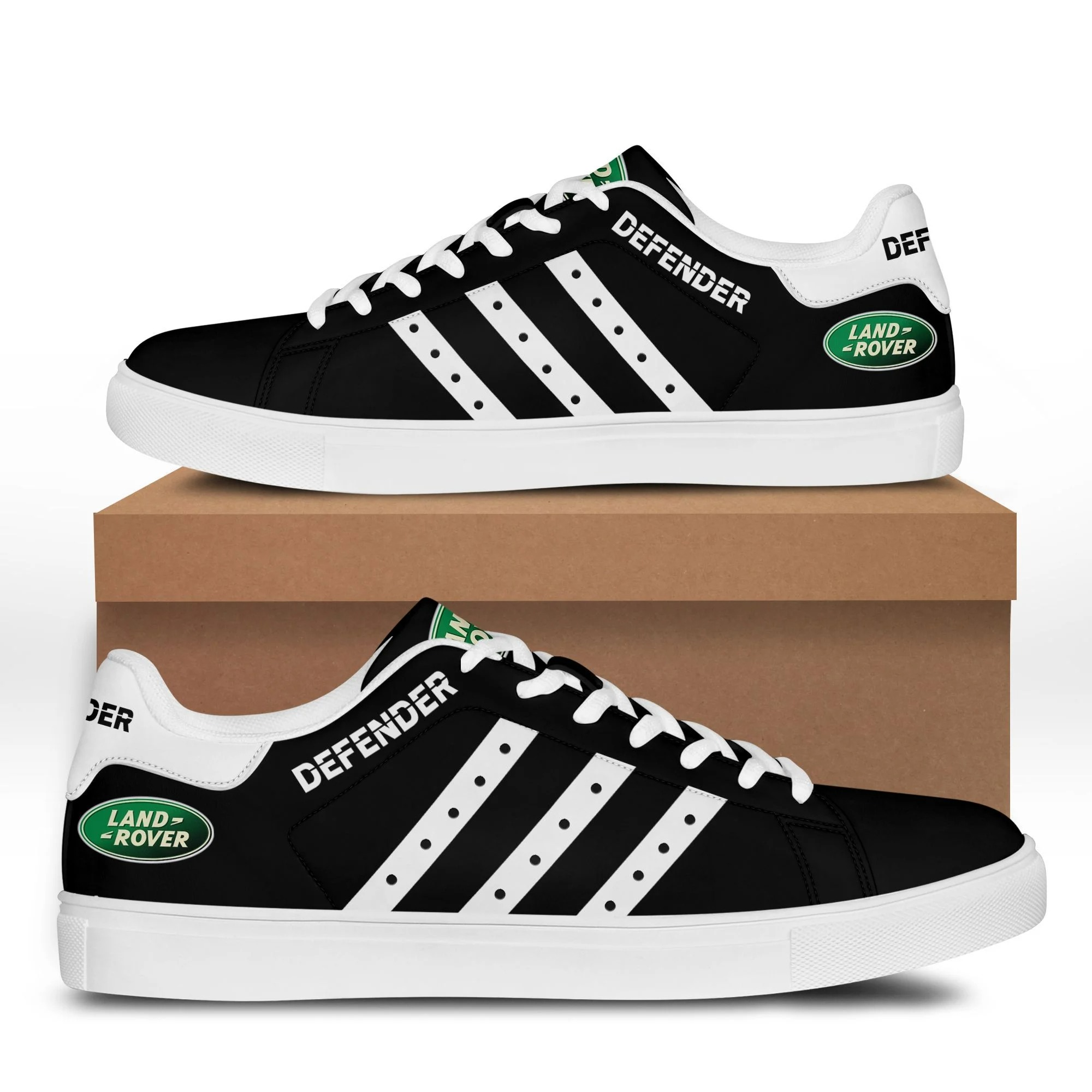 Defender stan smith low top shoes 2