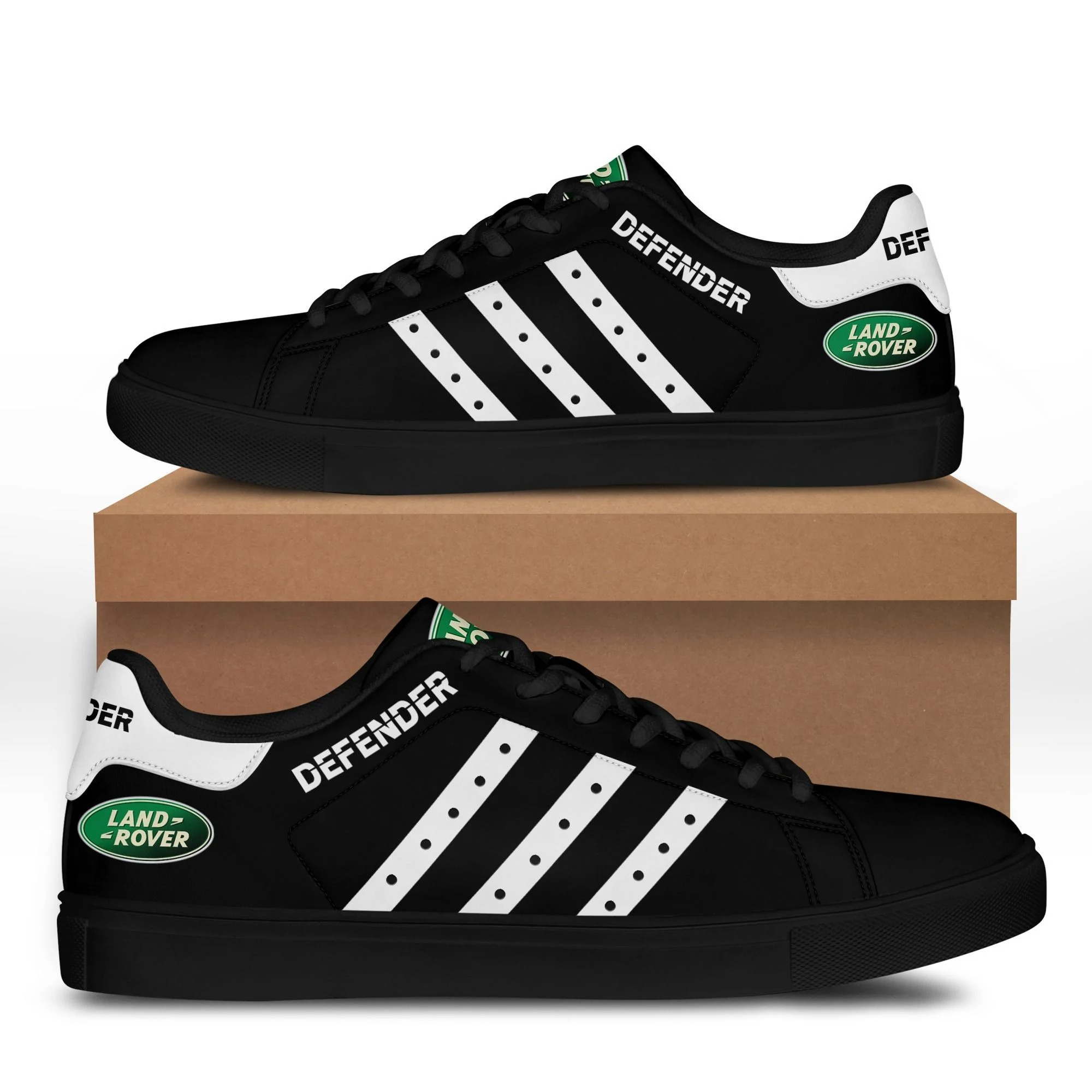 Defender stan smith low top shoes 3