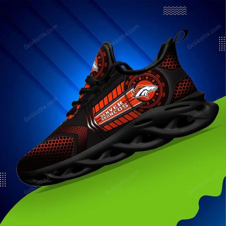 Denver broncos NFL max soul shoes 3