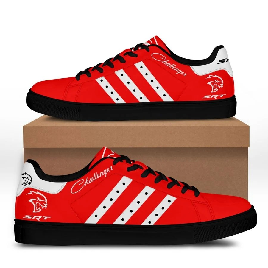 Dodge Challenger stan smith low top shoes 2