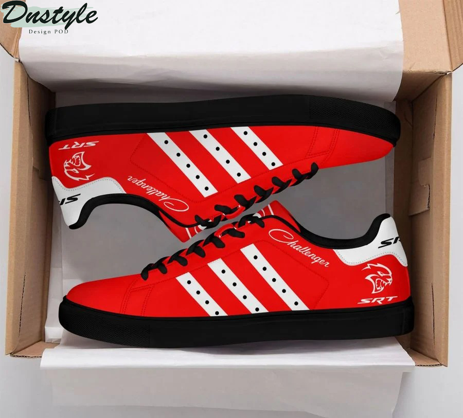 Dodge Challenger stan smith low top shoes