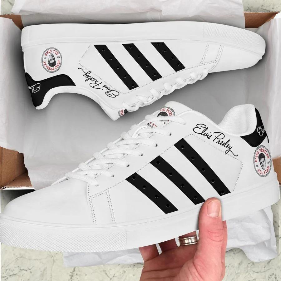 Elvis presley stan smith low top shoes 1