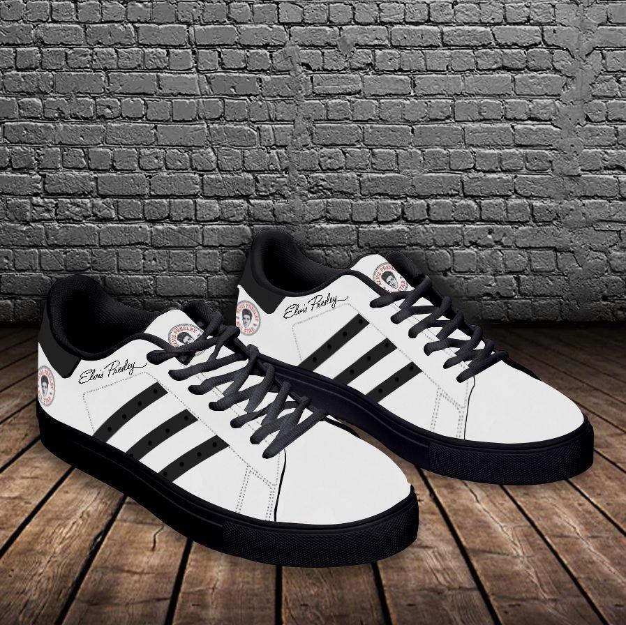 Elvis presley stan smith low top shoes 2