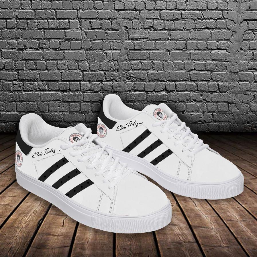 Elvis presley stan smith low top shoes 3