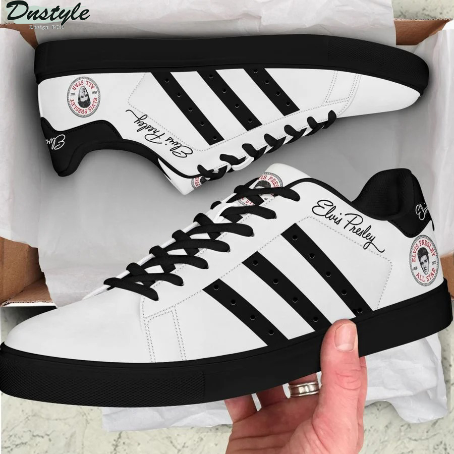 Elvis presley stan smith low top shoes