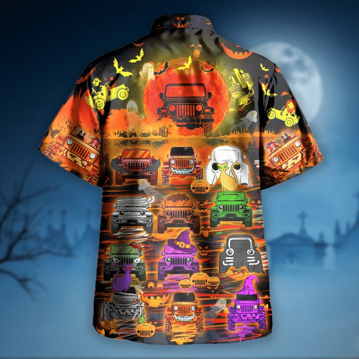 For some there's therapy for the rest of us there are jeeps hawaiian shirt 1