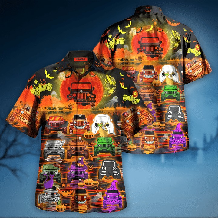 For some there's therapy for the rest of us there are jeeps hawaiian shirt 2