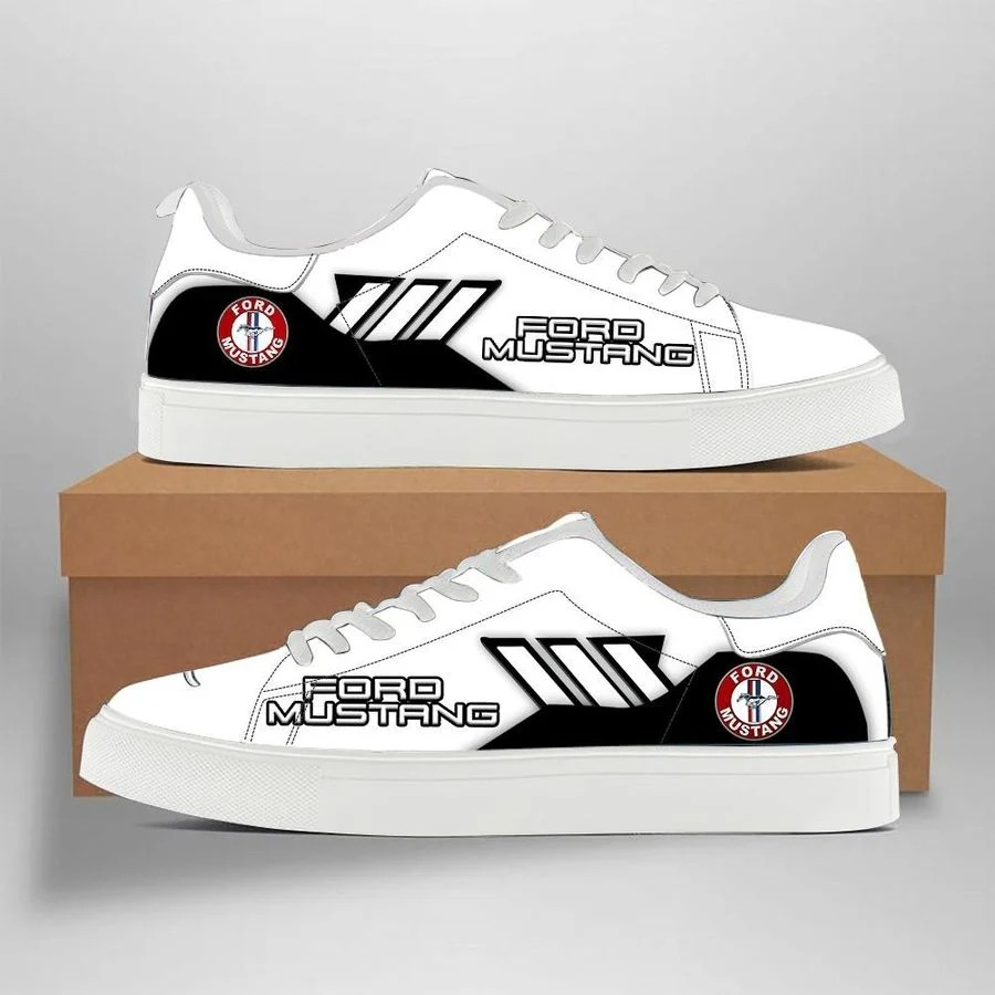 Ford Mustang stan smith low top shoes 1